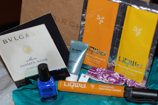 September 2012 Birchbox