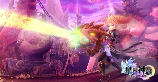 astral realm magic gun