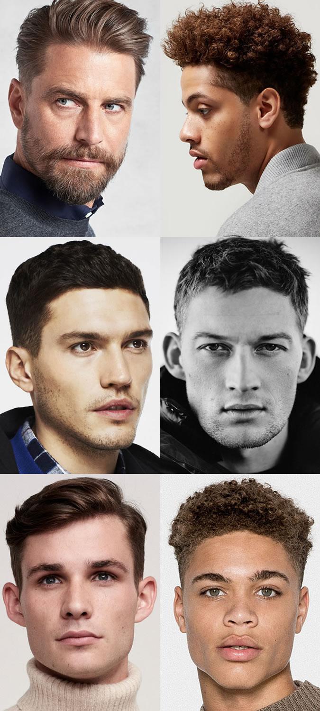 Penteados Curtos Masculinos