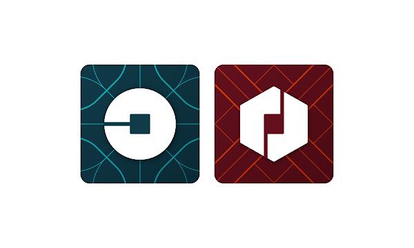 Uber換Logo,親民新設計一改商務形象