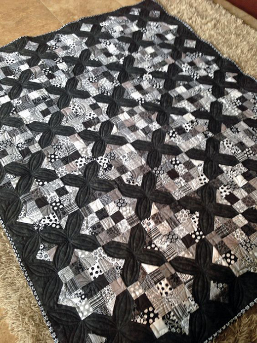 Arkansas Crossroads Quilt Free Pattern