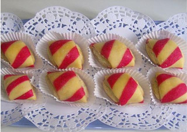 """طريقة اعداد حلوى """" سكندريات """""""