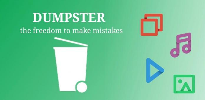 Dumpster - Pulihkan File Data Hilang Terhapus Android