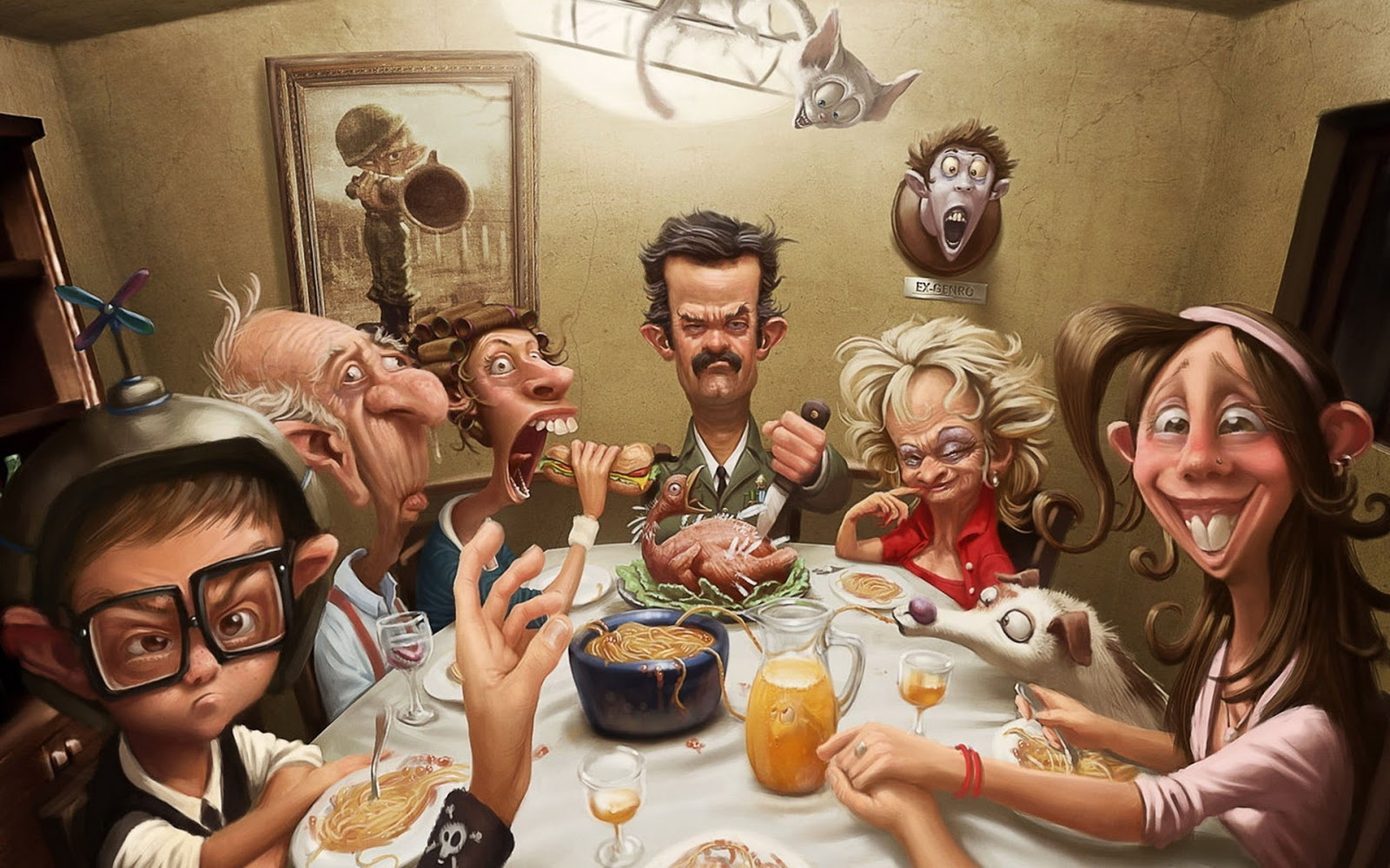 Картинки по запросу семейный ужин