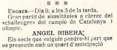 Obra Cristiana nº 74, Septiembre de 1928