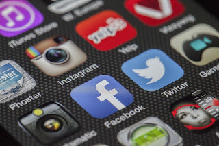 صورة شبكات إجتماعية