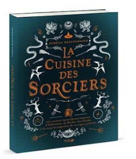 livre La Cuisine des Sorciers