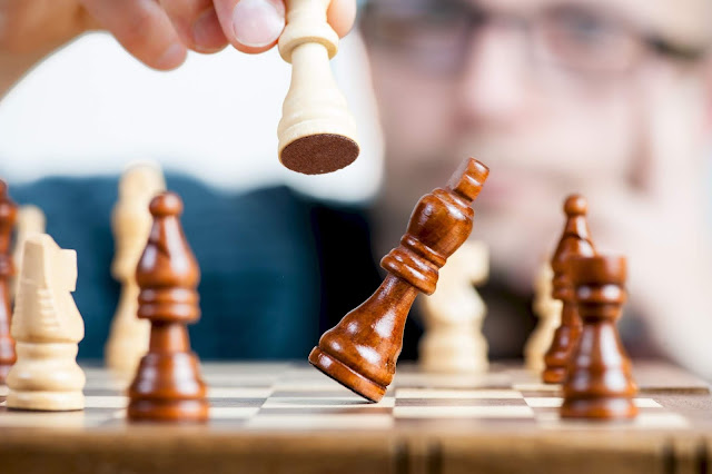 Chess, Personal Skill Development - Image: Pixabay, Pexels