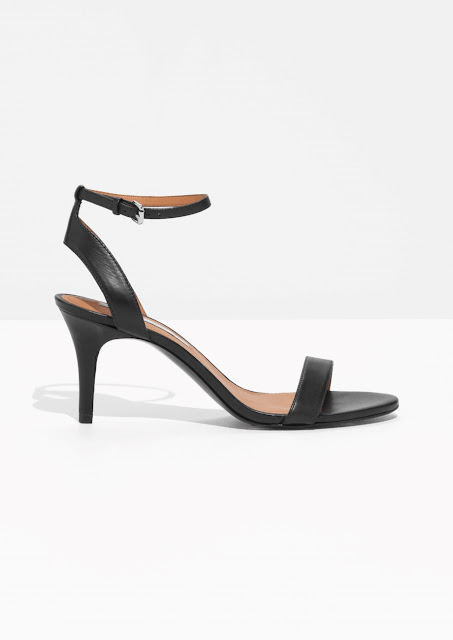 And other stories two strap sandalette
