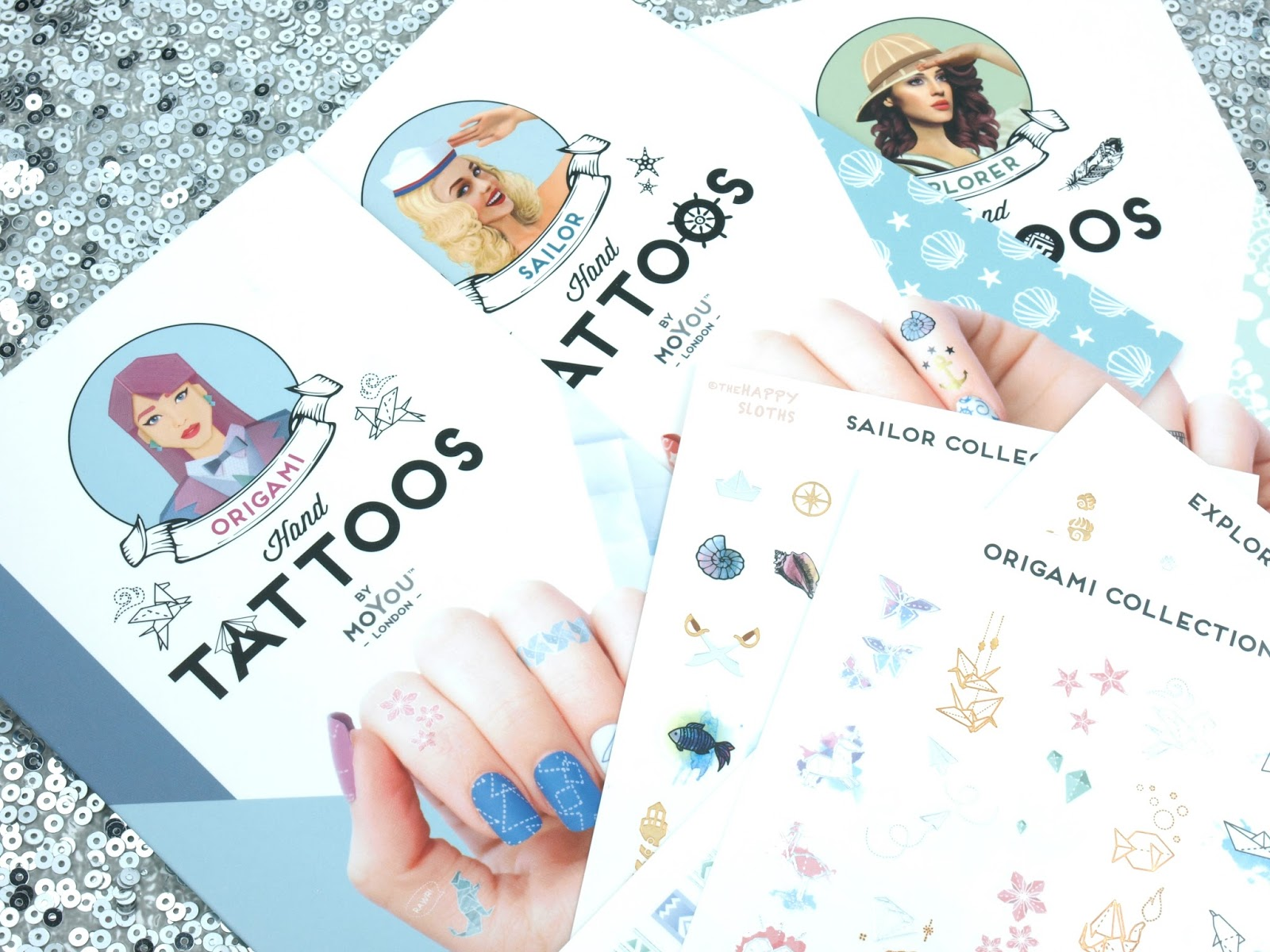 MoYou London Hand Tattoos: Review