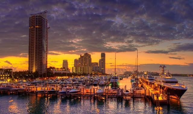 Saiba qual é a diferença de fuso horário de Orlando e Miami