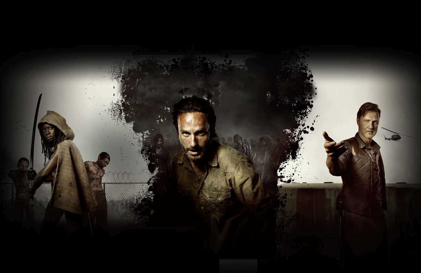 The Walking dead Season 3 Brrip