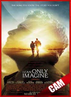 Si solo pudiera imaginar (2018) | CamRip Latino HD GDrive 1 Link
