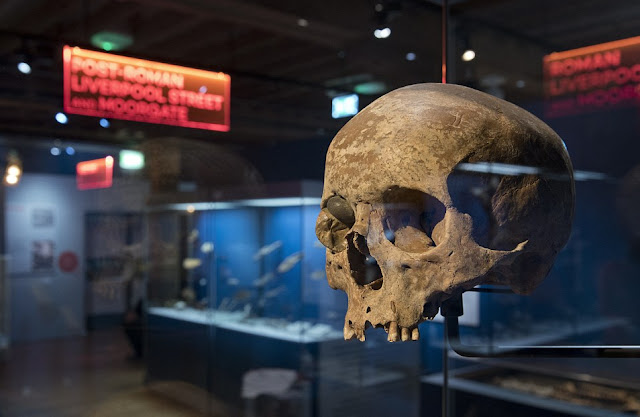 'Tunnel: the Archaeology of Crossrail' at the Museum of London Docklands