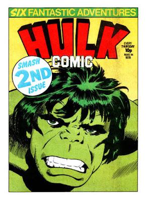 Hulk Comic #2