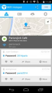 WiFi Map – Free Password