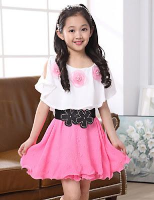 Vestidos de Moda para Niña
