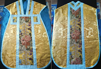 Bespoke Vestments from Lyon, France: L'Atelier Romanitas
