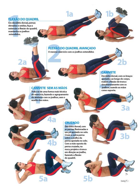 Exercicios para perder barriga apos os 40 anos