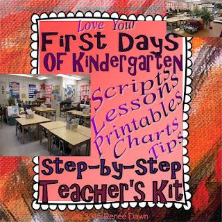 https://www.teacherspayteachers.com/Product/First-Days-of-Kindergarten-Kindergarten-Teachers-Kit-1991912