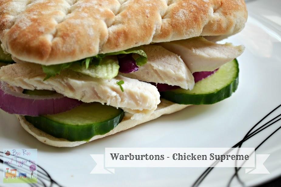 Warburtons Chicken Supreme
