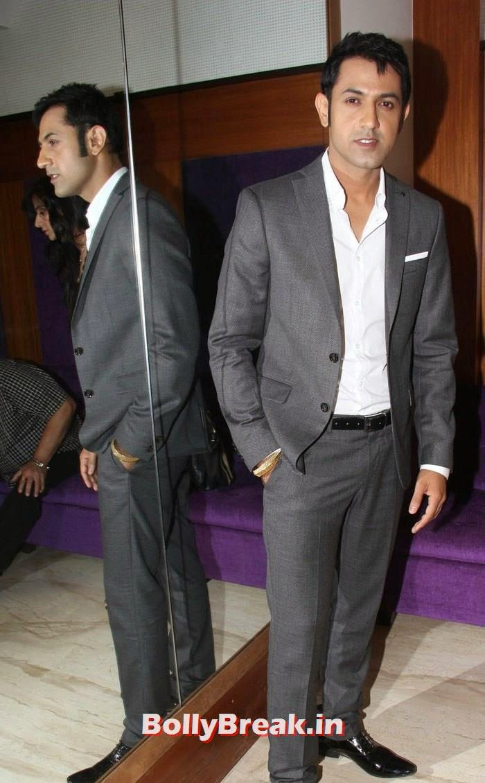 Gippy Grewal, Pics from Punjabi Movie 'Double Di Trouble' Special Screening