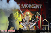 Maria Brink of In This Momemt