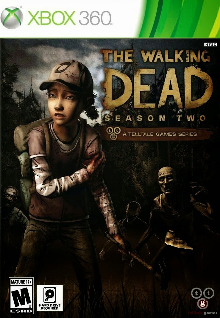 The Walking Dead Xbox360 PS3 free download full version