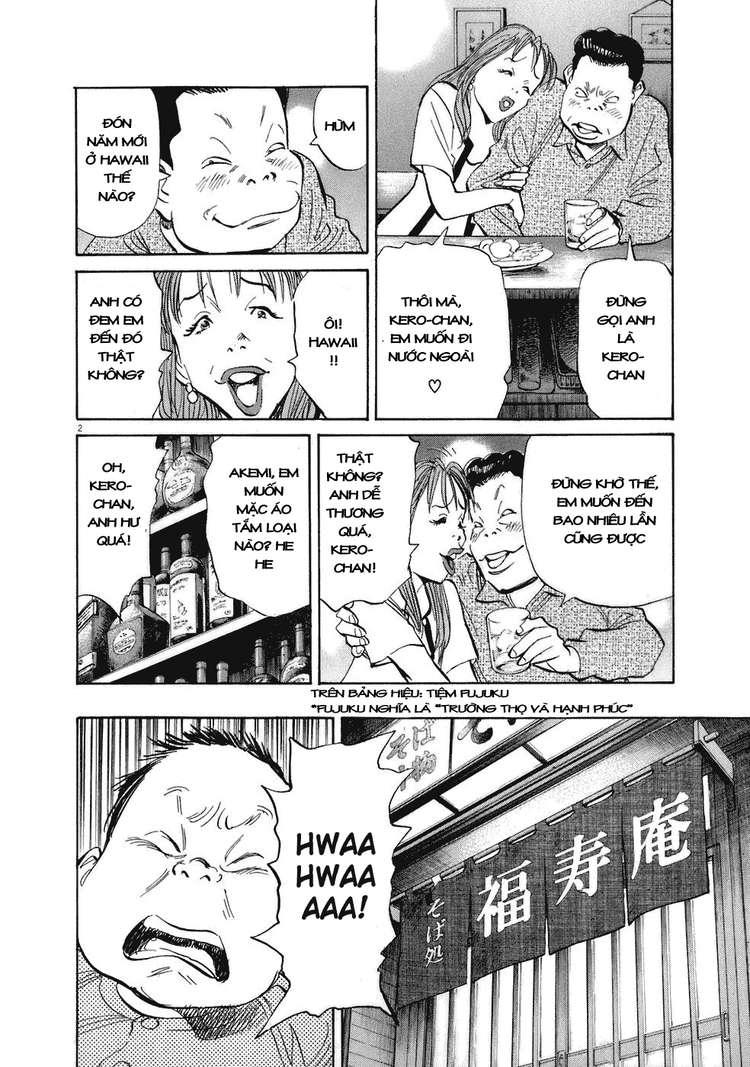 20th Century Boys chapter 218 trang 3