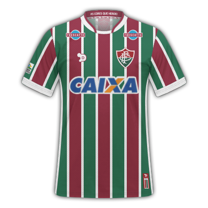 GT Camisas: Camisas Fluminense 2016 / 2017 - Home e Away