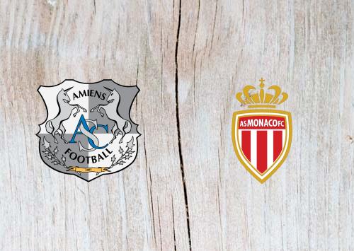 Amiens vs Monaco - Highlights 04 December 2018