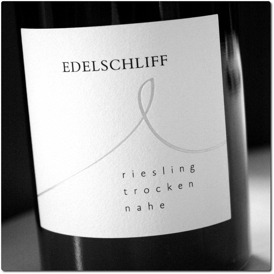 Edelschliff-Riesling 2015 aus dem Weingut Jakaob Schneider von der Nahe. #Nahe #Nahewein