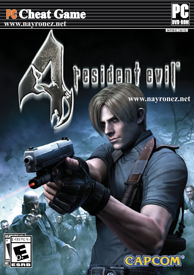 Download Trainer Resident Evil 4 HD
