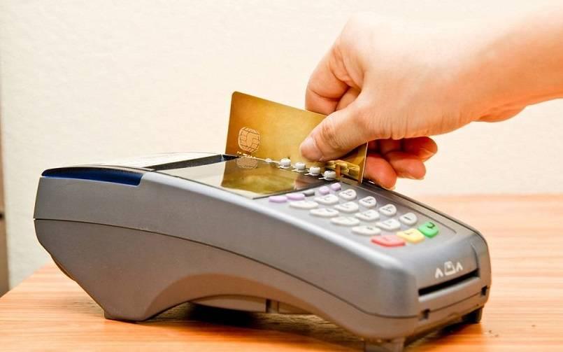 Gesek Kartu Kredit