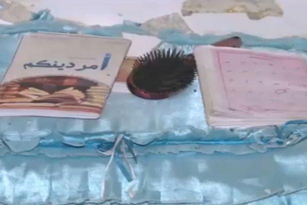 Foto Penjara ISIS, Tempat Anggota Menyiksa dan Setubuhi Para Budak S*ksnya