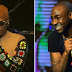 WizKid and Davido's Teams clash violently in Dubai(video)