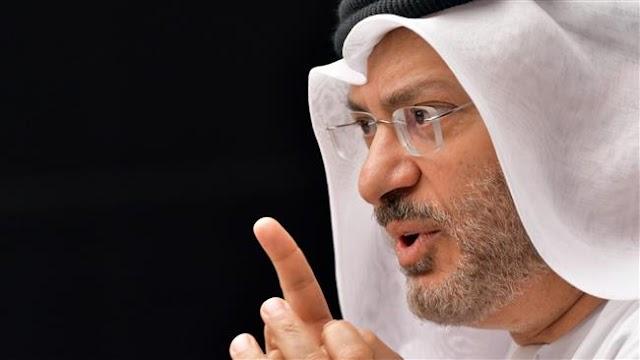 United Arab Emirates not after regime change in Qatar, but behavioral change: UAE Minister of State for Foreign Affairs Anwar Gargash