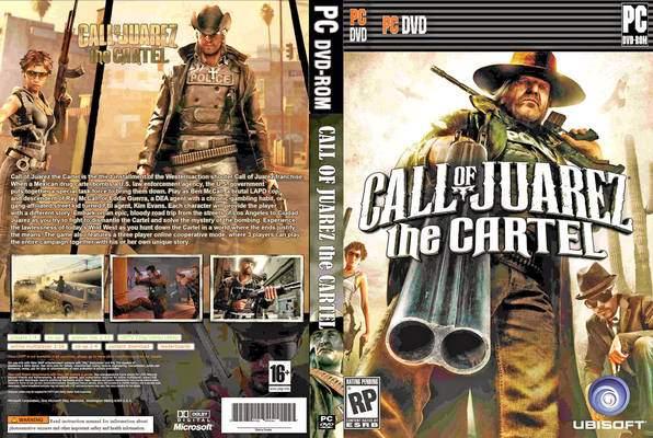 Call of juarez: the cartel rus скачать через торрент на pc.