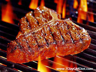Beef or Steak Grilled