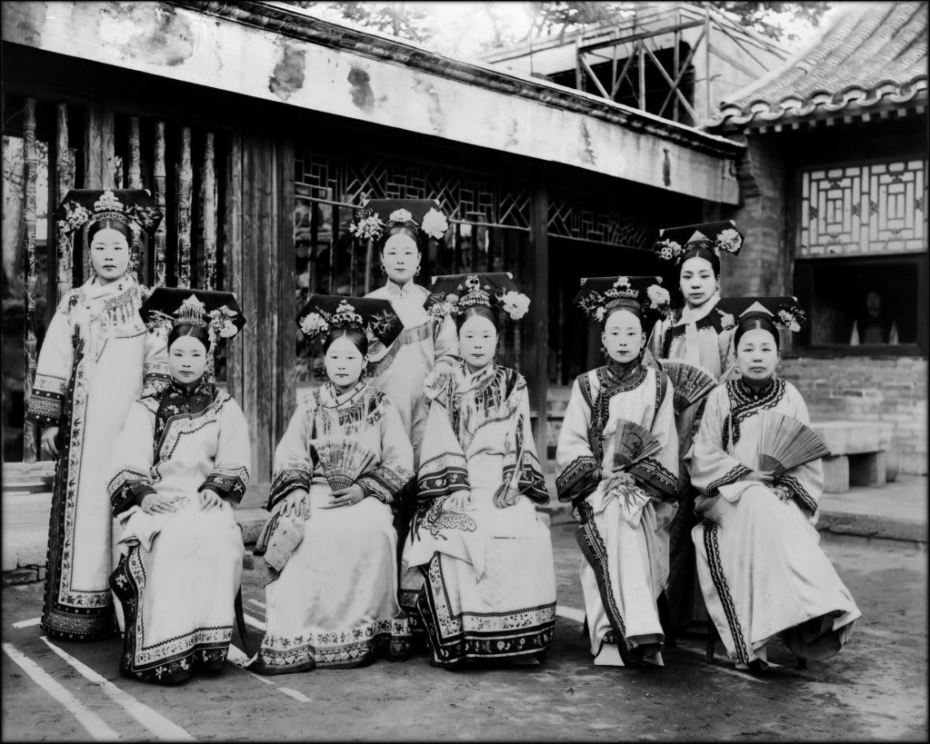 Life In China 100 Years Ago