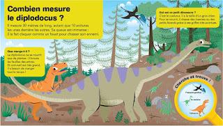 Mes premières questions-réponses : Les dinosaures Nathan  documentaire enfant avis
