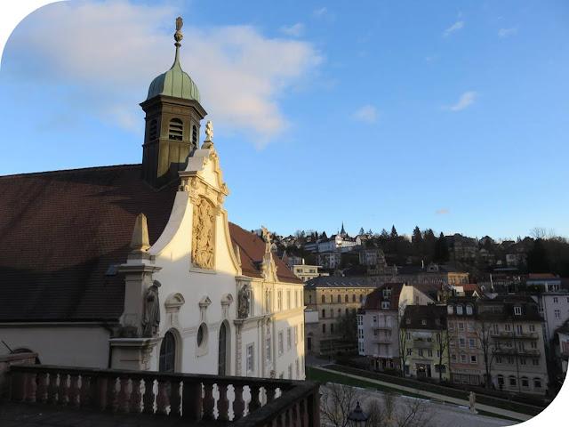 Christmas in Stuttgart: Baden Baden daytrip