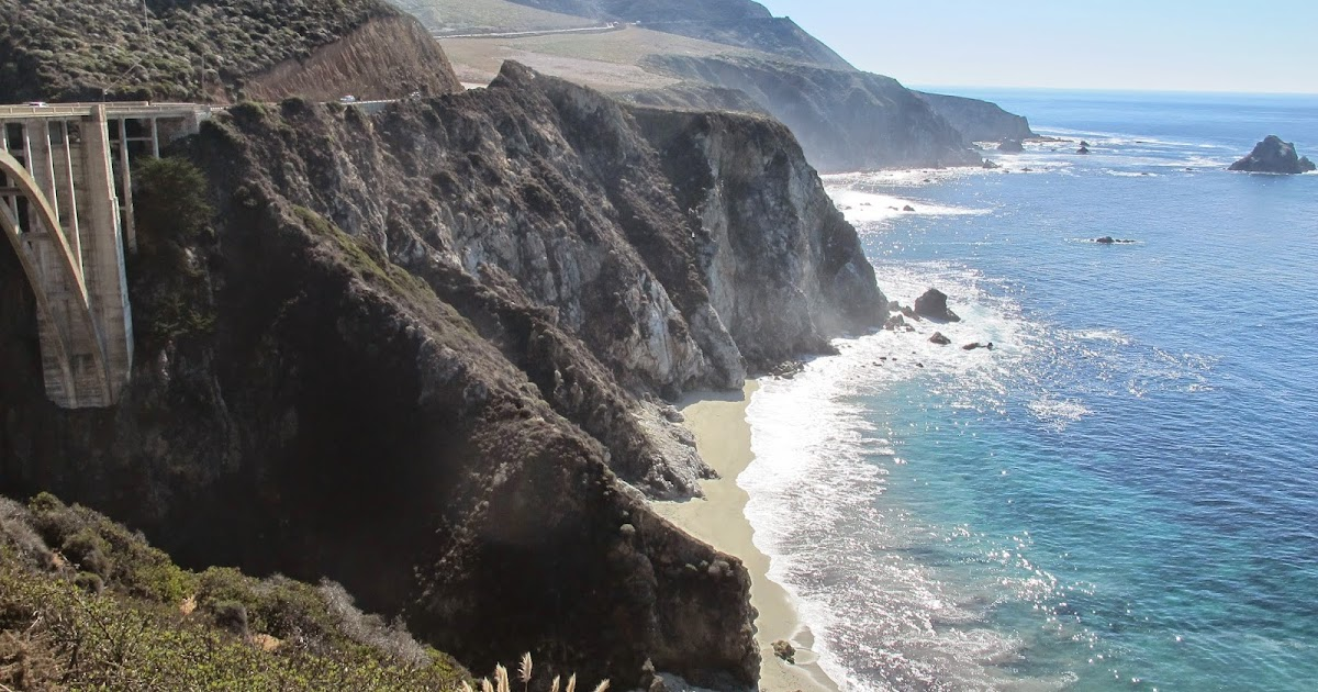 Big Sur - California. USA - Travel is my favorite Sport