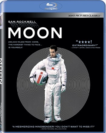 Moon 2009 Dual Audio Hindi 720p BluRay 950mb