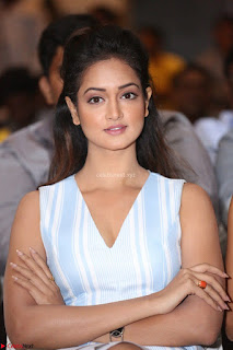 Shanvi Looks super cute in Small Mini Dress at IIFA Utsavam Awards press meet 27th March 2017 68.JPG