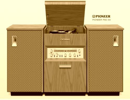 PIONEER PSC-5A (1961)