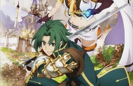 Record of Grancrest War Anime Shares New Trailer And Key Visual.