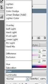 merubah layer colour photoshop