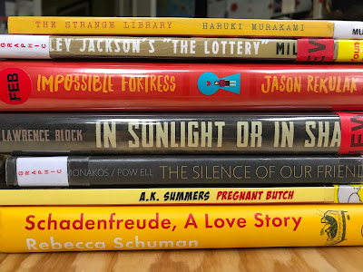 WildmooBooks Finalized TBR Stack #readathon