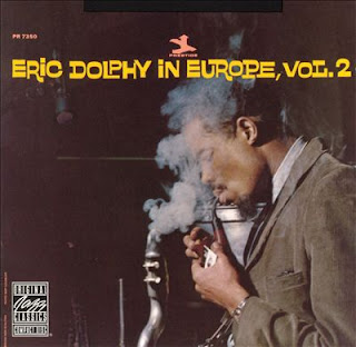 Eric Dolphy - In Europe vol. 2